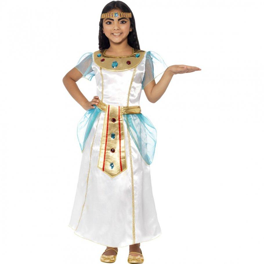 Agyptische Gottin Kinderkostum Cleopatra Kostum Agypten Konigin