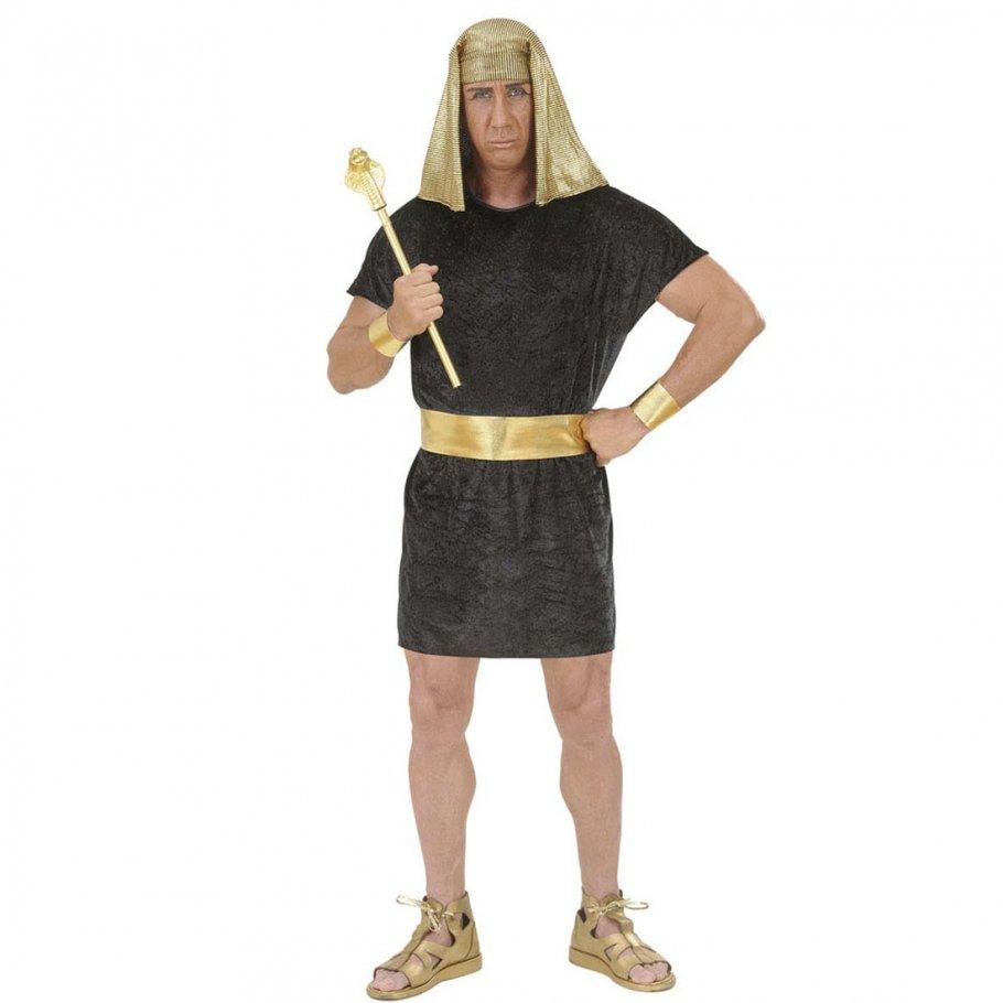 gyptischer pharao kost m pharaokost m pharaonen k nigskost m gypten k nig faschingskost m. Black Bedroom Furniture Sets. Home Design Ideas