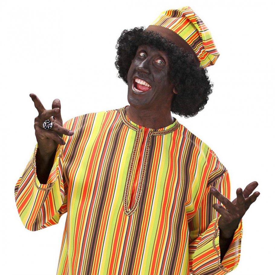 Kostüm Afrikaner