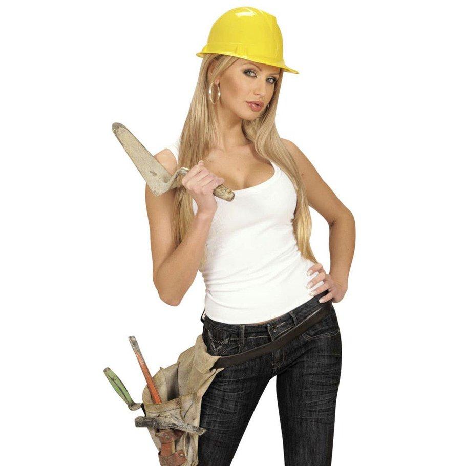 Bauarbeiter zeichnung  Bauarbeiter Helm Party Bauarbeiterhelm, 2,99 €