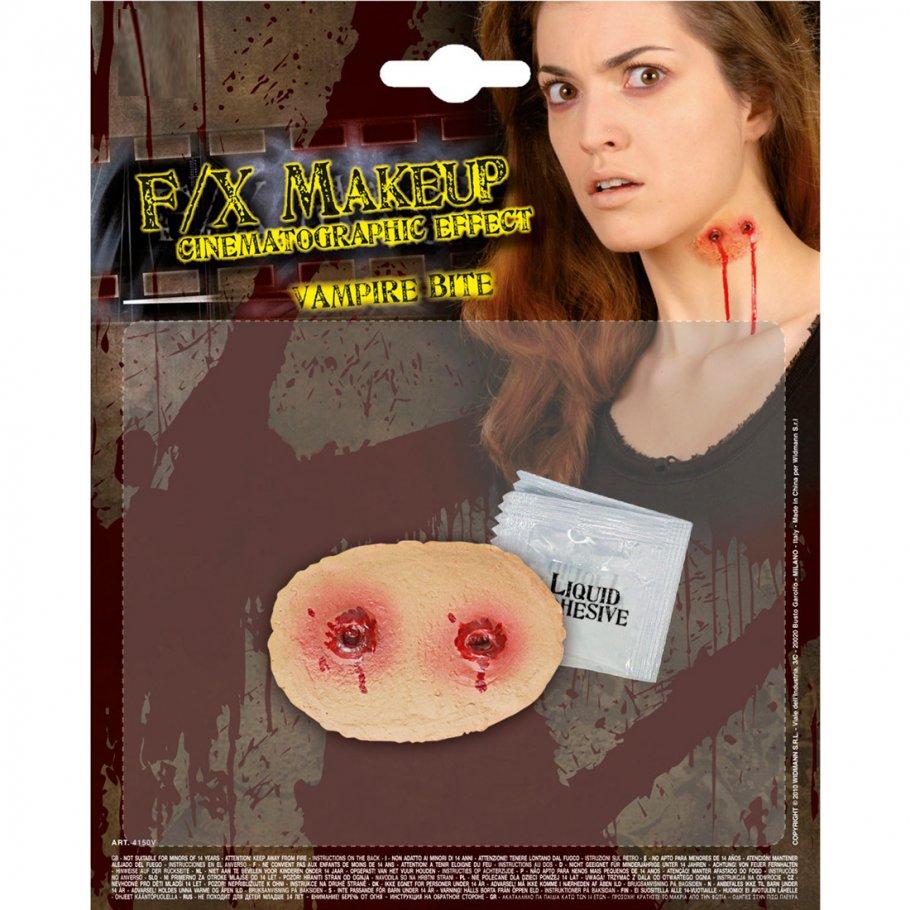 bisswunde karneval vampir make up vampirbisse 4 99. Black Bedroom Furniture Sets. Home Design Ideas