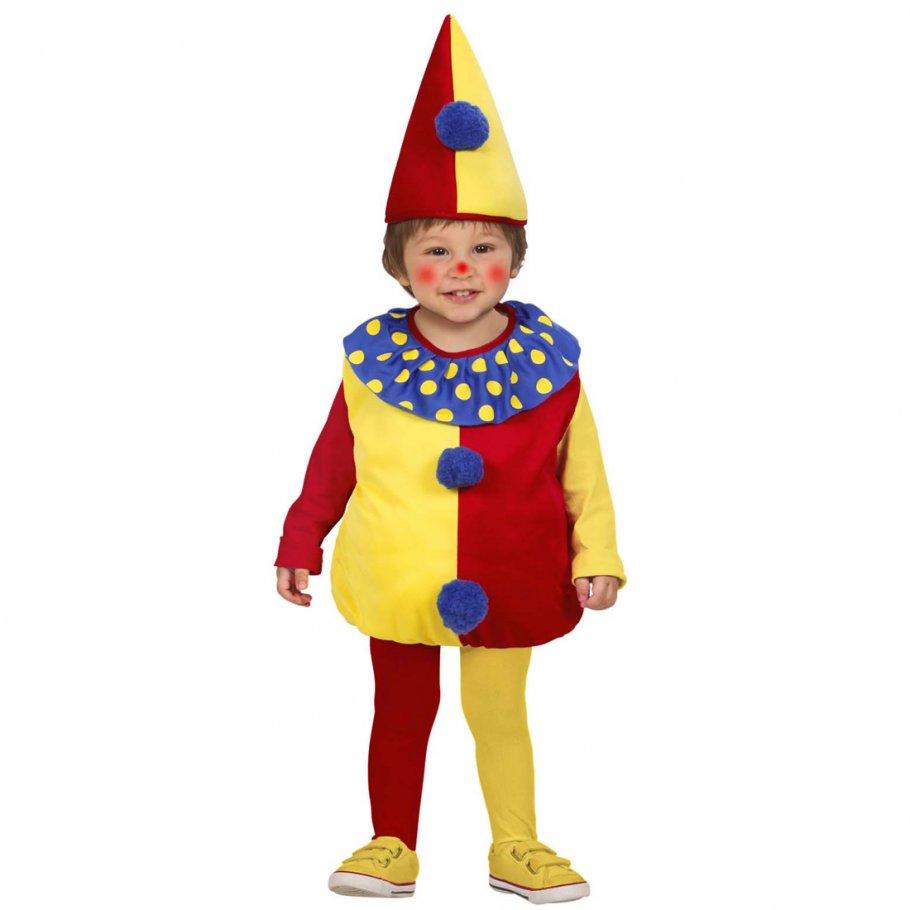 clown kost m clownkost m kinder 90 104 cm 1 3 jahre baby clownskost m harlekin faschingskost m. Black Bedroom Furniture Sets. Home Design Ideas