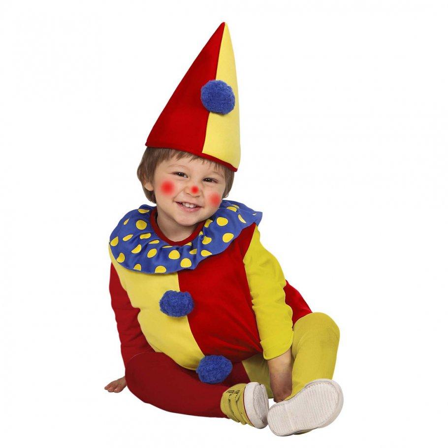 clown kost m clownkost m kinder 90 104 cm 1 3 jahre baby. Black Bedroom Furniture Sets. Home Design Ideas