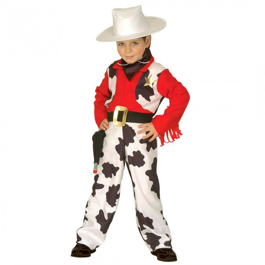 cowboy kost m junge western kinderkost m rodeo. Black Bedroom Furniture Sets. Home Design Ideas