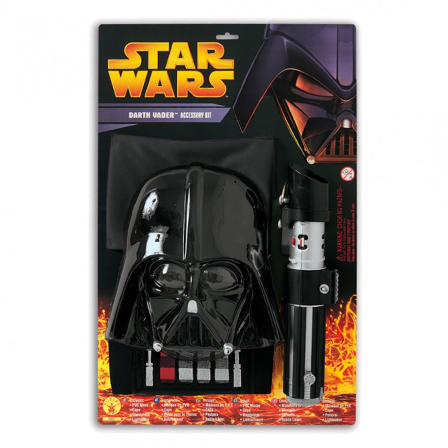 darth vader kost m f r kinder und teenager 8 13 jahre 36 99. Black Bedroom Furniture Sets. Home Design Ideas
