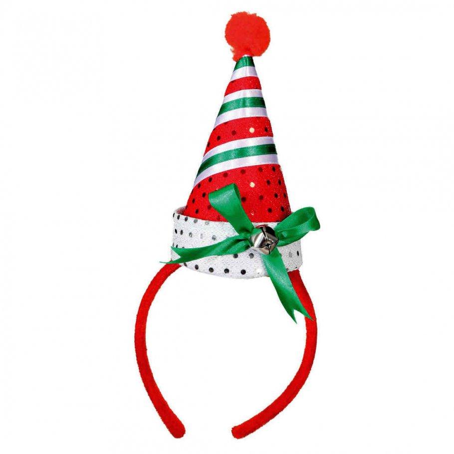 haarreif weihnachten haarschmuck weihnachtswichtel 6 49. Black Bedroom Furniture Sets. Home Design Ideas