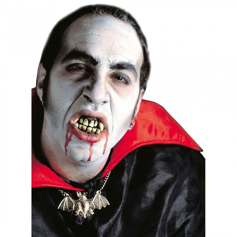 halloween vampirz hne vampir gebiss z hne 3 99. Black Bedroom Furniture Sets. Home Design Ideas