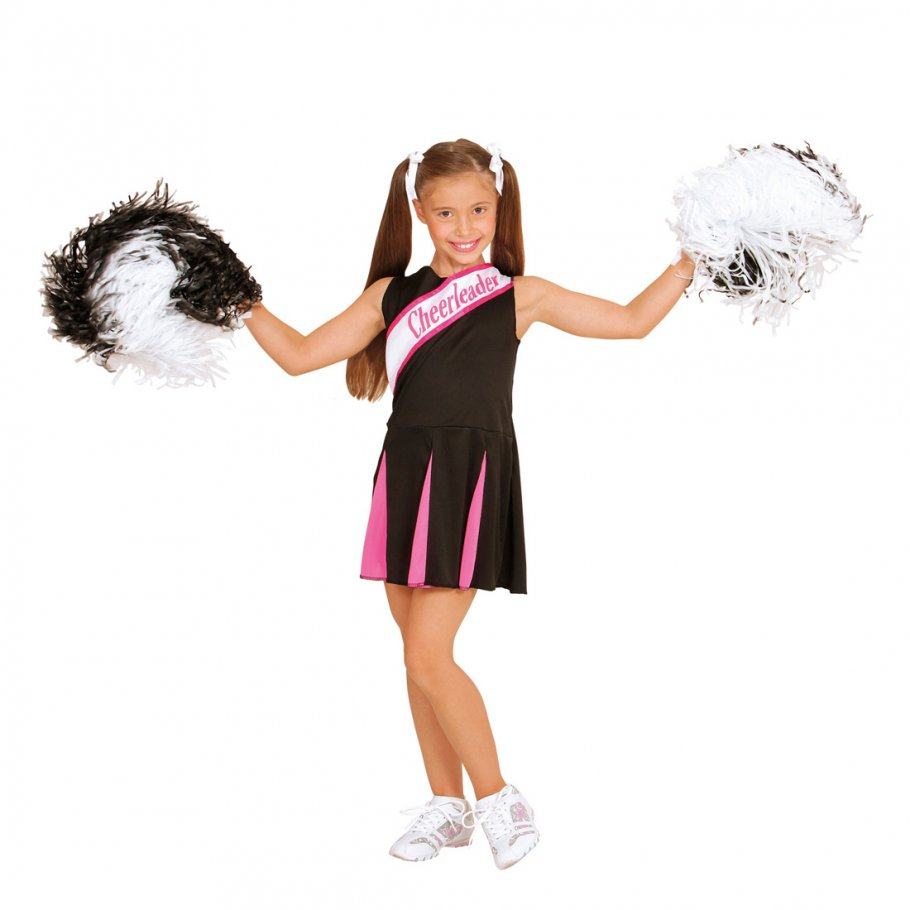 kinder cheerleader kost m m dchen cheerleaderkost m 1. Black Bedroom Furniture Sets. Home Design Ideas
