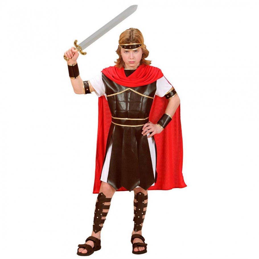 kinder herkules kost m gladiatorenkost m m 140 cm 8 10 jahre 29 99. Black Bedroom Furniture Sets. Home Design Ideas