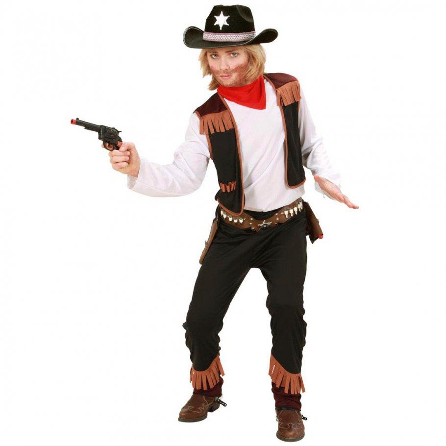 kinderkost m cowboy western sheriff gr 158 13 49. Black Bedroom Furniture Sets. Home Design Ideas