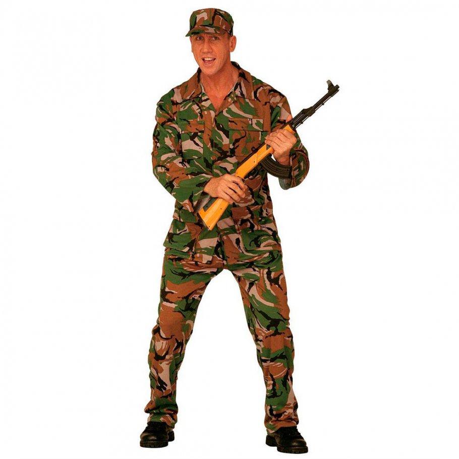 kost m army soldat camouflage armee 32 99. Black Bedroom Furniture Sets. Home Design Ideas