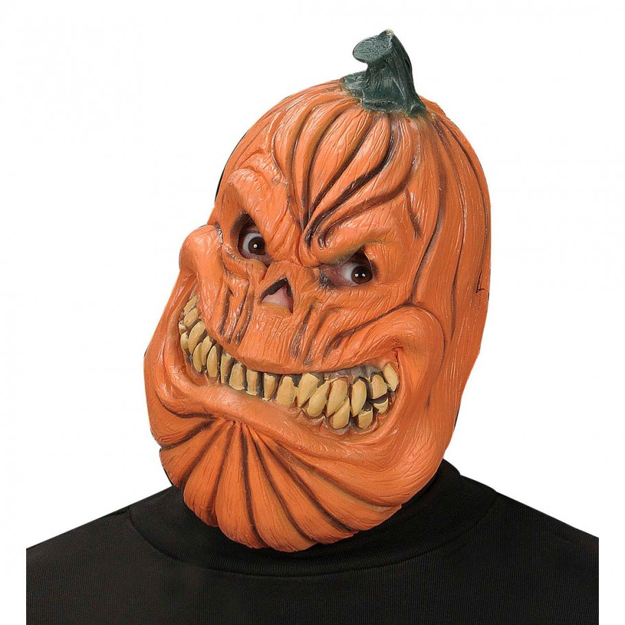 Die Masken der Person gegen die Geschwollenheit