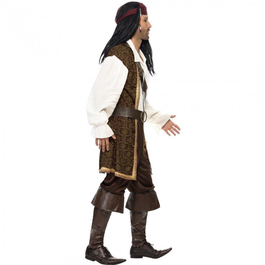 piraten kost m herren piratenkost m pirat verkleidung. Black Bedroom Furniture Sets. Home Design Ideas