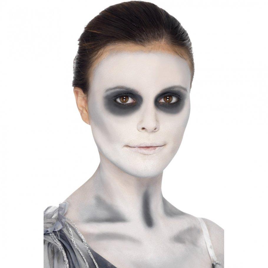 piratenschminke geister piraten schminke geist make up set ghost makeup pirat schminkset. Black Bedroom Furniture Sets. Home Design Ideas