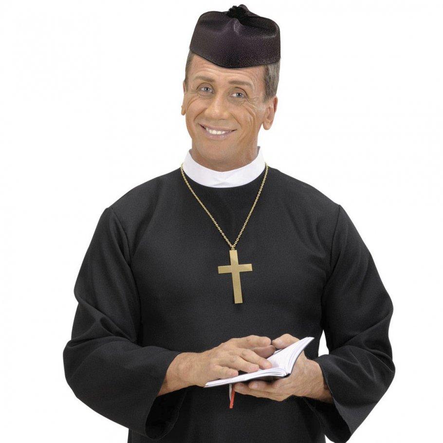 Priester Kopfbedeckung