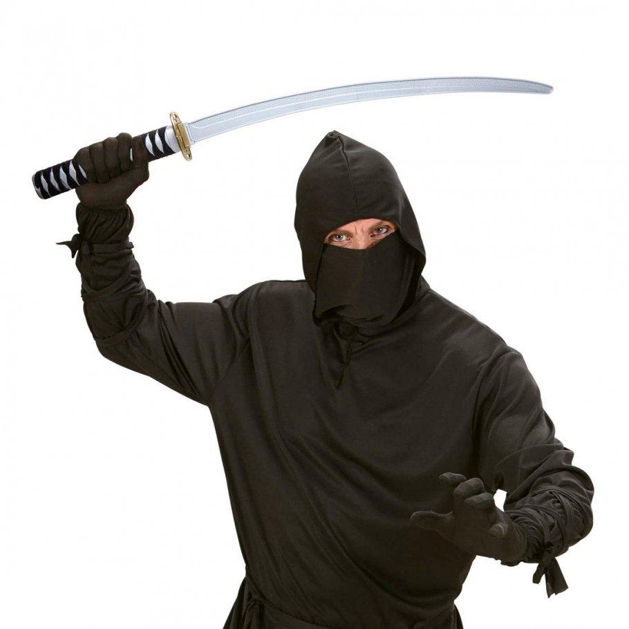 samuraischwert mit scheide ninja schwert 80 cm japanisches rapier ninjaschwert asia katana s bel. Black Bedroom Furniture Sets. Home Design Ideas
