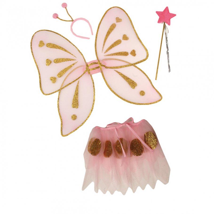 schmetterling kost m set butterfly kinderkost m set 14 99. Black Bedroom Furniture Sets. Home Design Ideas