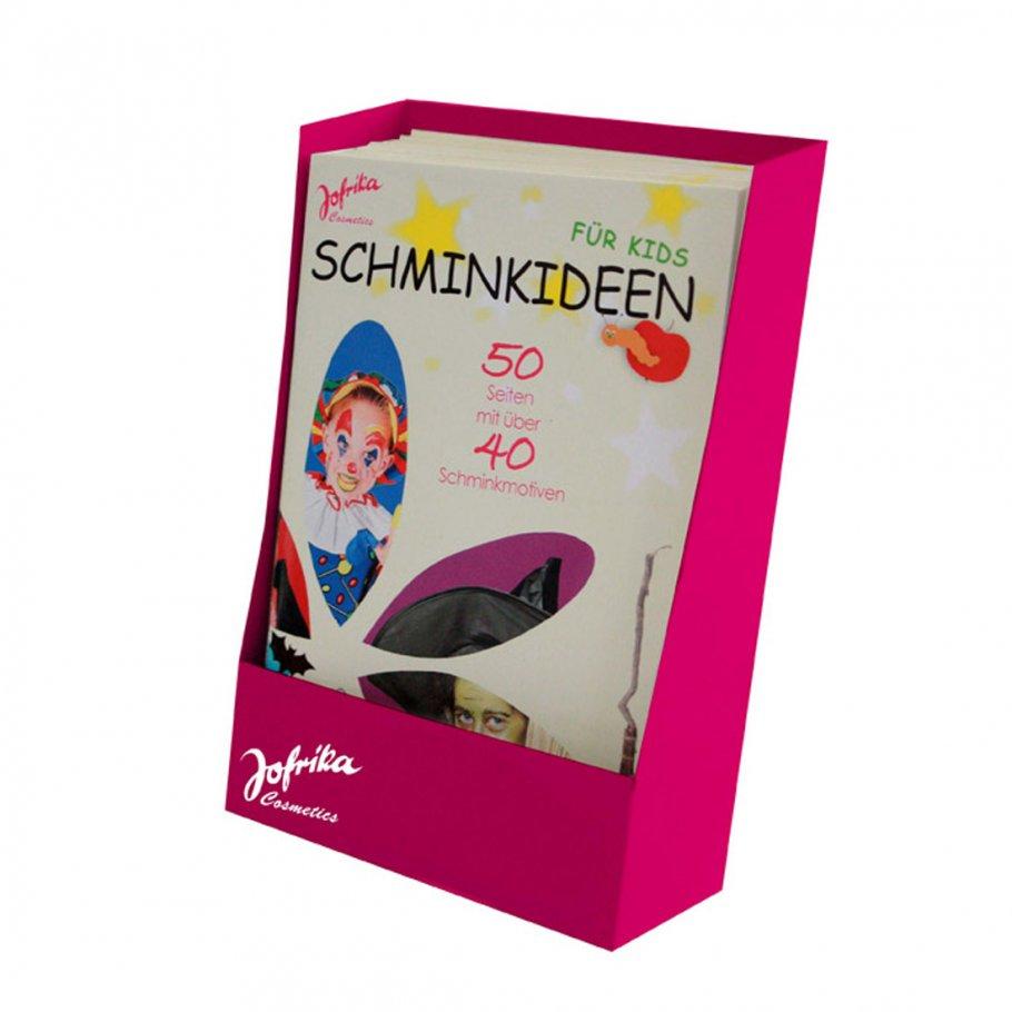 schminkanleitung schminkvorlagen schminkbuch 4 99. Black Bedroom Furniture Sets. Home Design Ideas