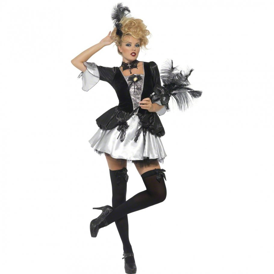 sexy schwarze Schwan Kostüme