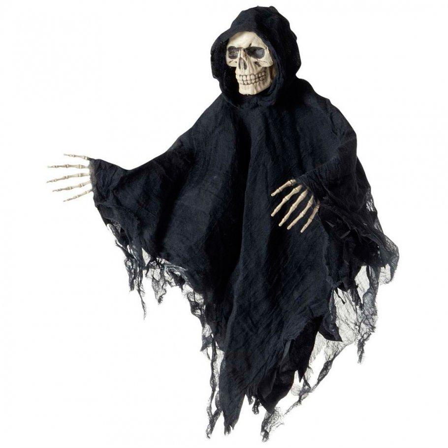 Skelett Dekoration Sensenmann Halloween Deko Gruseldeko, 12,99 €