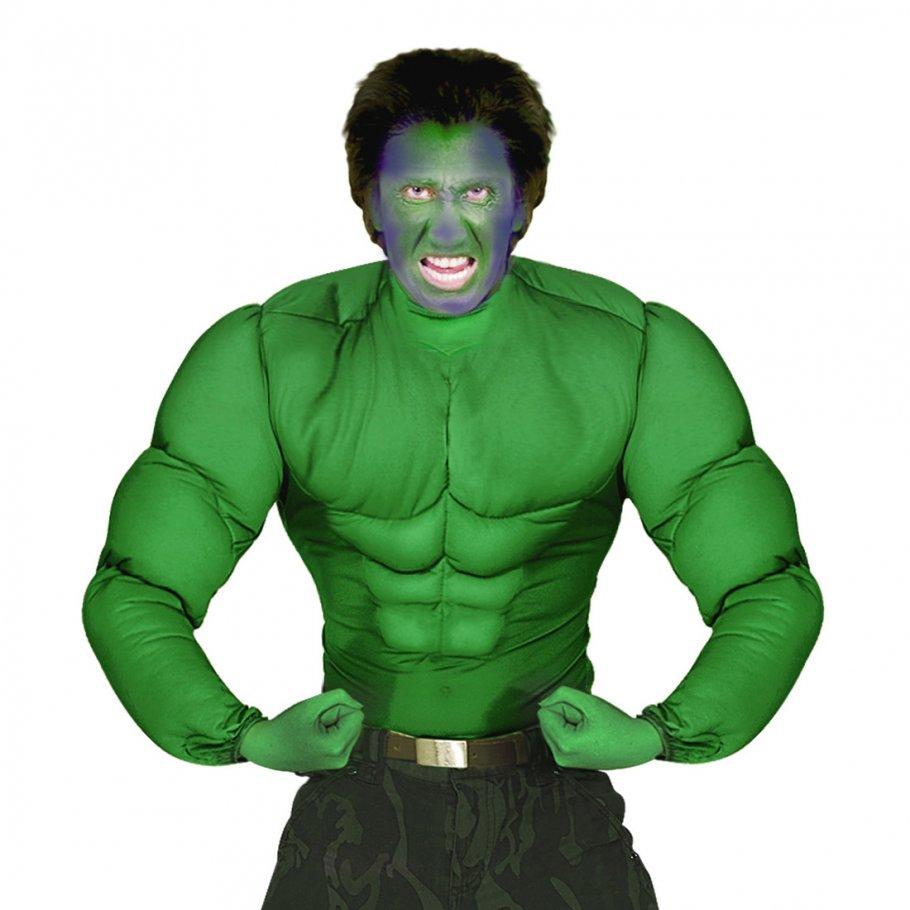 superhelden kost m hulk muskelkost m comic muskel shirt gr n superheldenkost m sixpack superheld. Black Bedroom Furniture Sets. Home Design Ideas