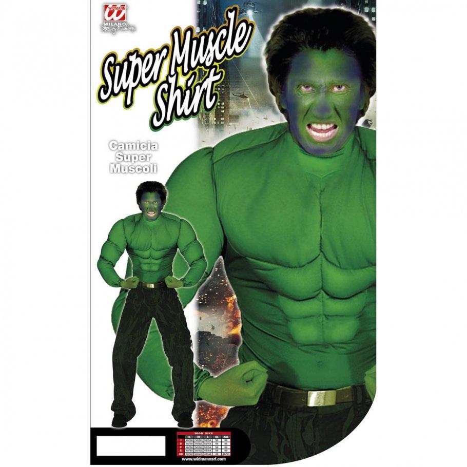 superhelden kost m hulk muskelkost m m 50 comic muskel. Black Bedroom Furniture Sets. Home Design Ideas