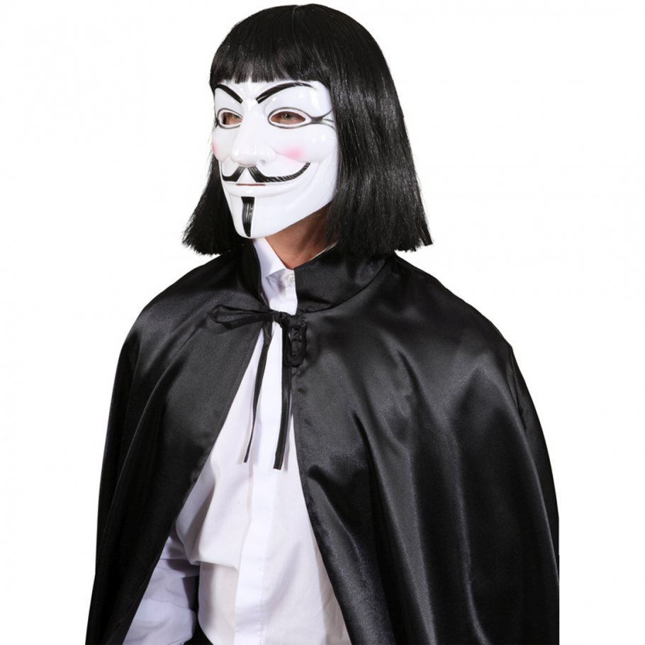 v wie vendetta maske guy fawkes filmmaske 5 99. Black Bedroom Furniture Sets. Home Design Ideas