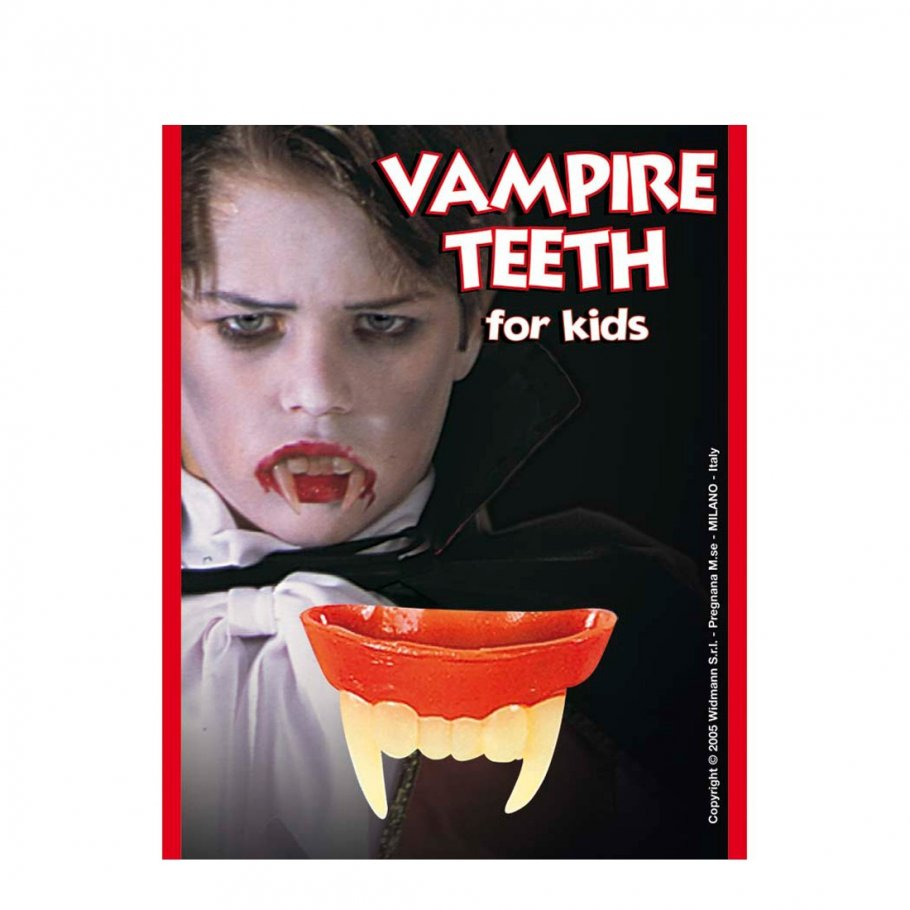 vampir z hne f r kinder halloween zubeh r 2 99. Black Bedroom Furniture Sets. Home Design Ideas