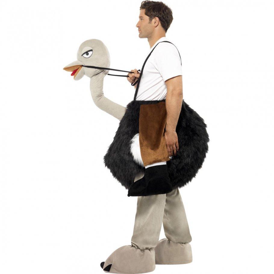 Großer Vogel Kostüm Erwachsene