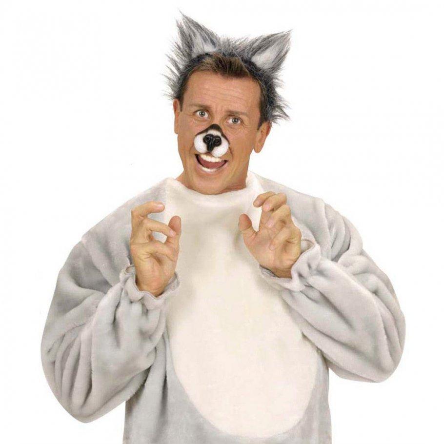 wolfsohren wolf pl schohren wolf ohren tierohren bestie. Black Bedroom Furniture Sets. Home Design Ideas