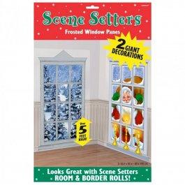 weihnachtsdeko fensterbilder deko weihnachten kaufen. Black Bedroom Furniture Sets. Home Design Ideas