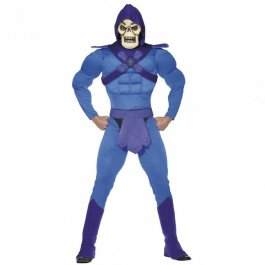 Halloween Kostüm Skeletor He Man M