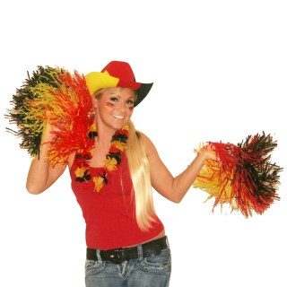 Pom Pom Deutschland Cheerleader Fan Artikel WM