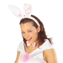 Set Hase Bunny Fasching