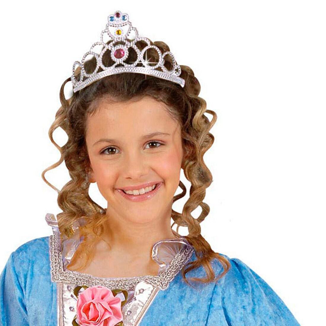 Prinzessin Krone Diadem Karnevalskrone Faschingskrone 4 99