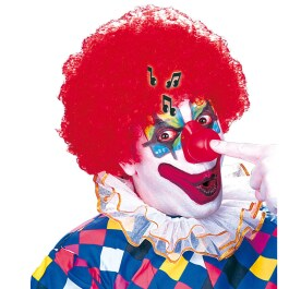 Rote Clown Nase - Clownnase mit Sound