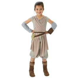 Kinder Rey Kostüm Star Wars Kinderkostüm