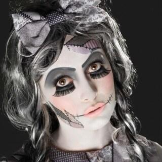 Makeup Set Zombiepuppe Schminkset Gothic Puppe Mehrteilig 8 99