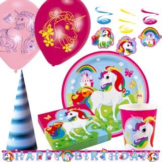 Einhorn Party Deko Unicorn Geburtstag Madchen 2 49