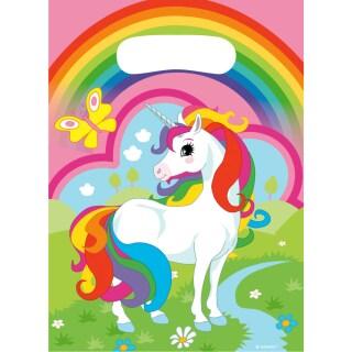 8 Einhorn Partytuten Unicorn Party Deko Geburtstag Madchen 2 49