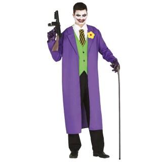 joker kostum bosewicht killerclown herrenkostum