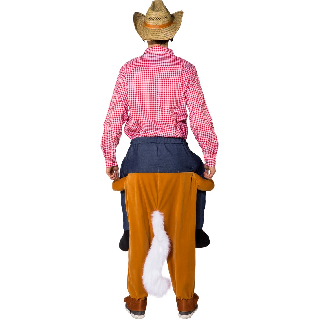 huckepack kost m pferd trag mich gaul 1 80 1 95m 44 99. Black Bedroom Furniture Sets. Home Design Ideas