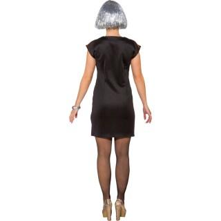 Paillettenkleid Kurz Glitzerkleid Fur Damen 23 99