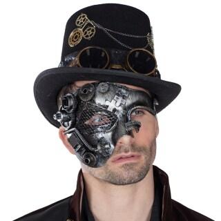 Accessoires Neu Steampunk Augenmaske
