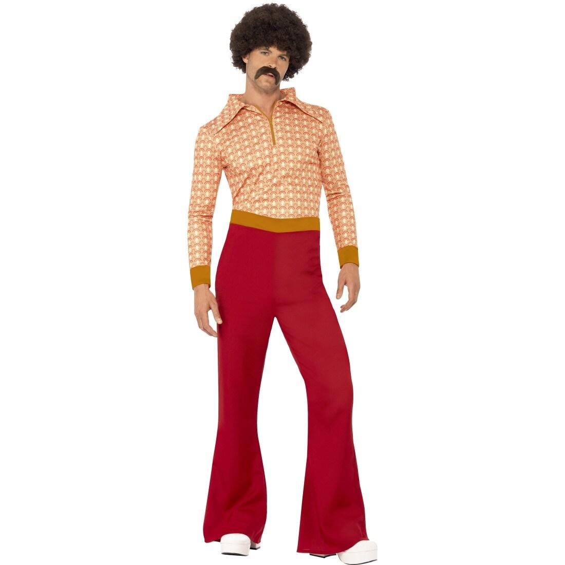 70er jahre outfit herren kost m schlagerstar 33 95. Black Bedroom Furniture Sets. Home Design Ideas