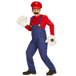 Kinder Super Mario Kostum Faschingskostum Klempner 19 99