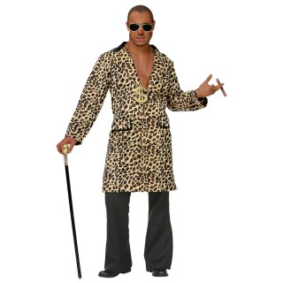 Zuhälter Kostüm Herren 3499