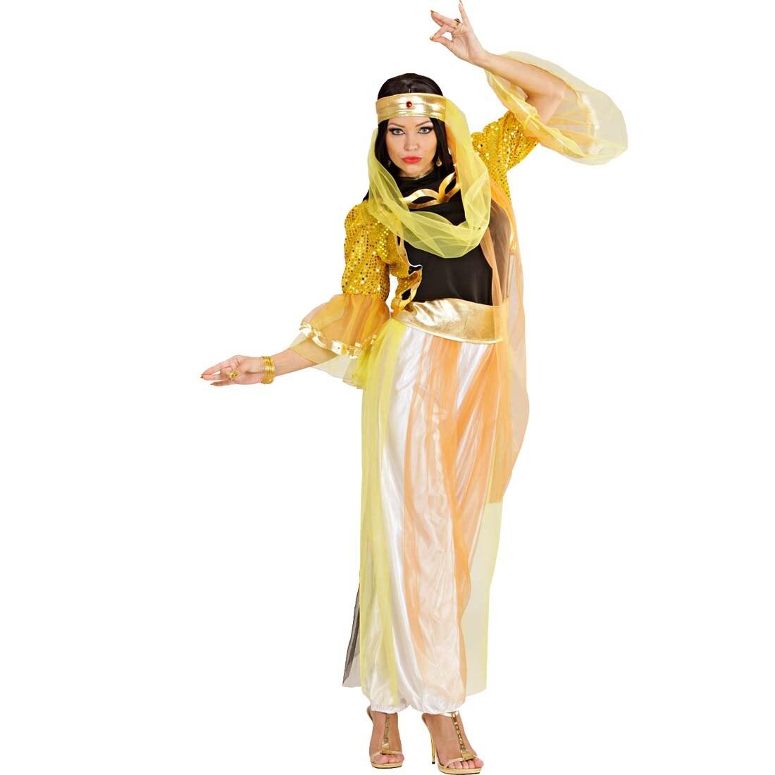Kostum Bauchtanzerin Gr M Orientalische Kostume Bauchtanzkostume