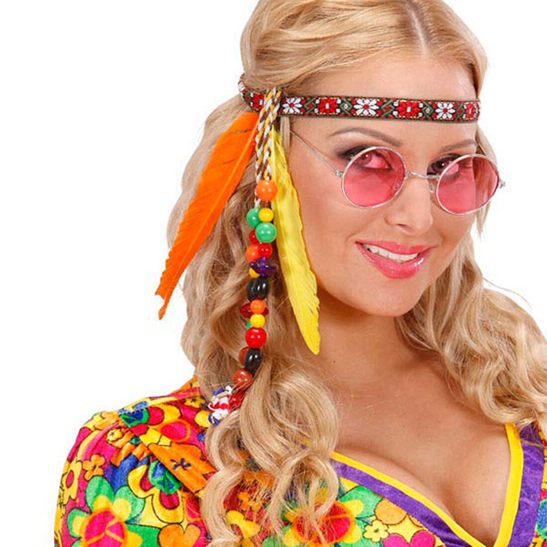 hippi schminken