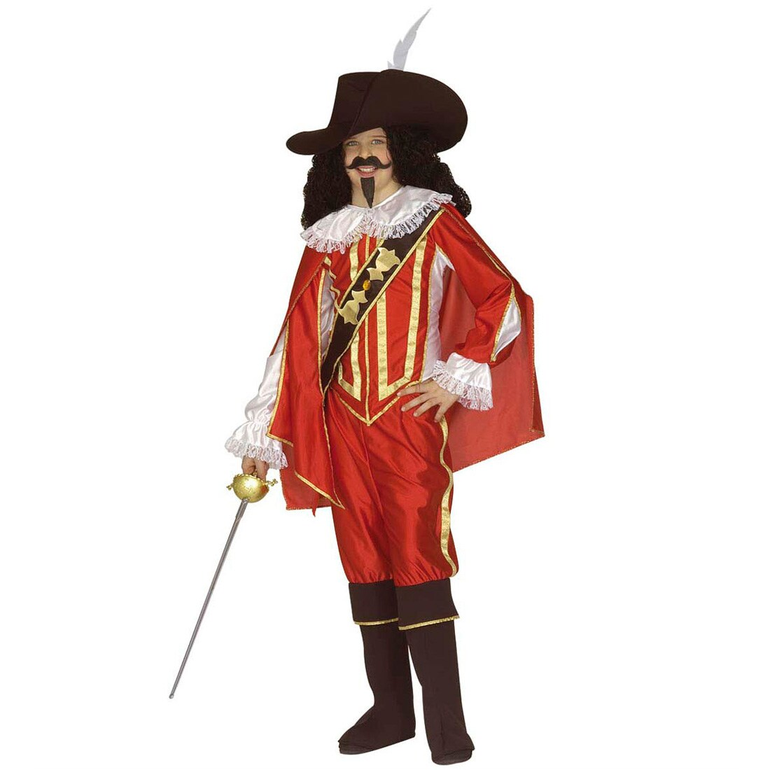 mittelalter musketier degen waffe fuchtel kost m zubeh r. Black Bedroom Furniture Sets. Home Design Ideas